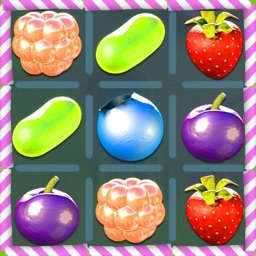 Berry swiping Match3 Game