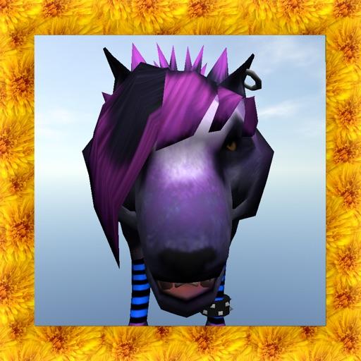Emo Wolf Simulator