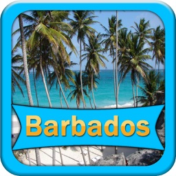 Barbados Offline Map Travel Guide