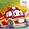 Marbel Firetruck - Pet Kids Fireman
