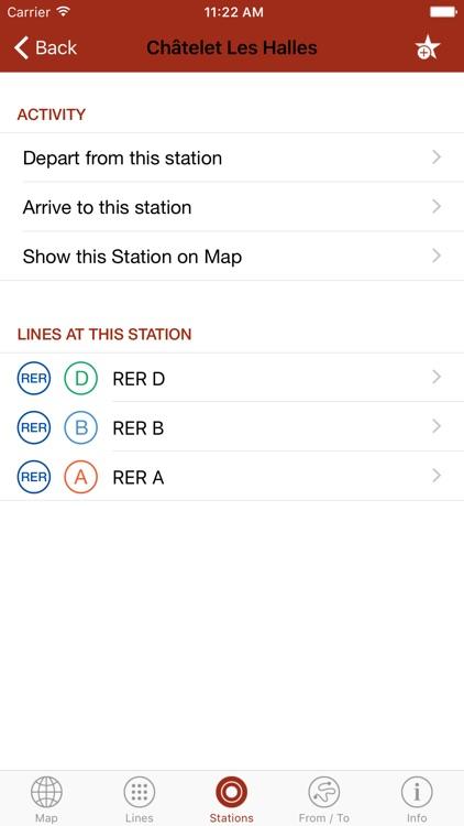 Paris By Metro – Easy subway, Train & Tram Maps