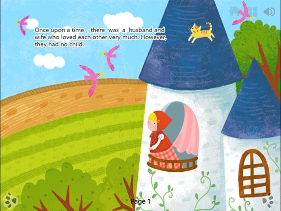 Screenshot #4 pour 莴苣姑娘 - 童话故事书 iBigToy