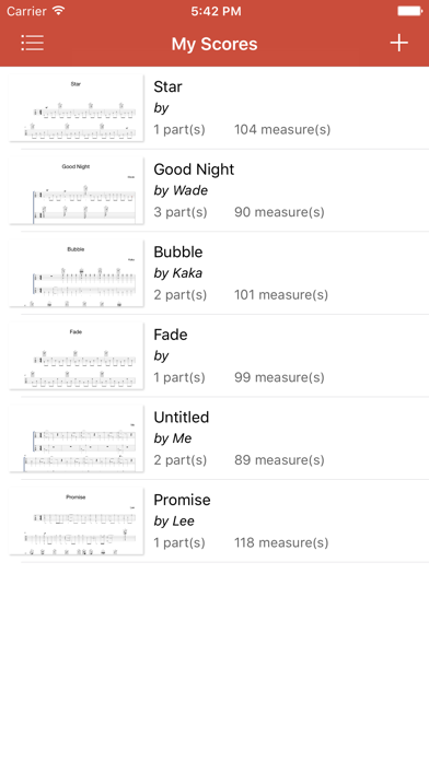 Guitar Notation Pro By Song Zhang on the AppStore