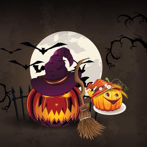 Halloween Sticker, Emoji - Fv Pack 04
