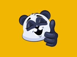 Panda - Stickers for iMessage