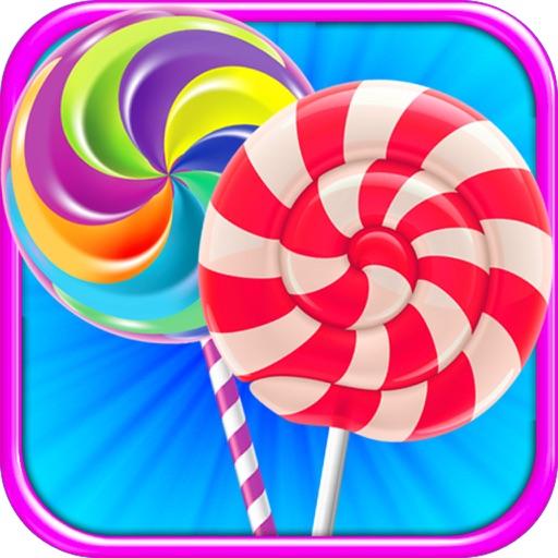 Lollipop Yum - Kids Candy Maker Games