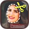 Editor de recortar fotos corte Câmera - Premium
