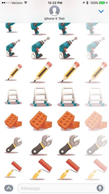 Construction - Sticker Pack