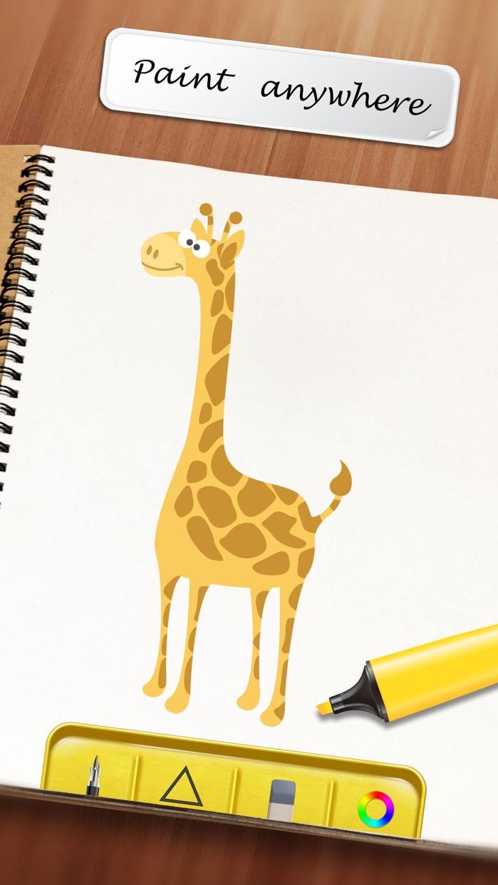 Sketch Pad - My Drawing Board Screenshot