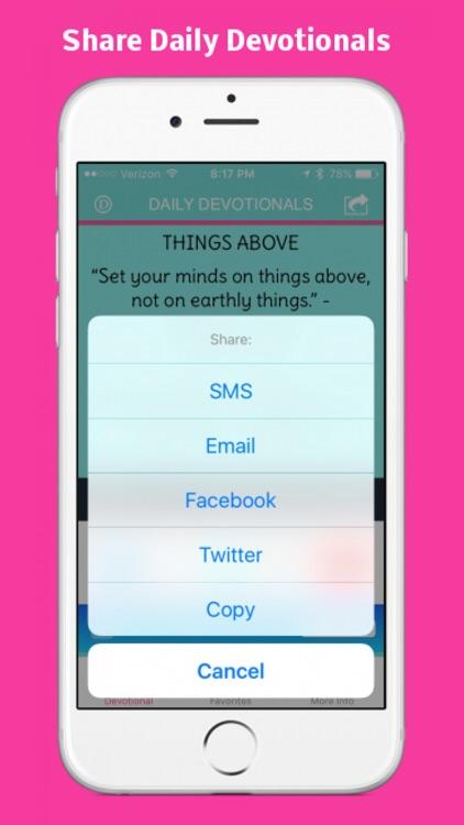 Proverbs 31 Devotionals Pro screenshot-3