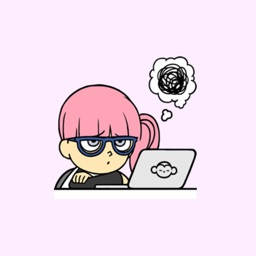 IT Girl Stickers