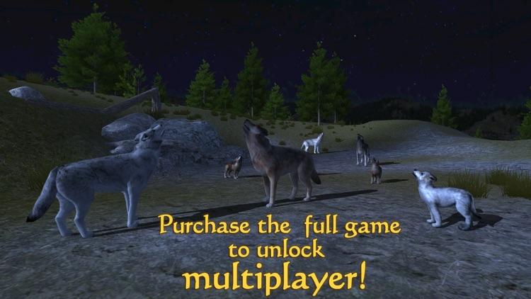WolfQuest screenshot-4