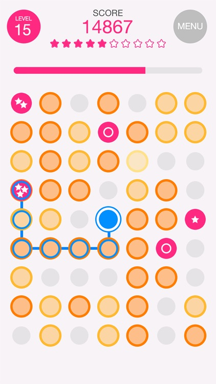 Star Collector - Brain training puzzle game screenshot-0