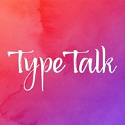 TypeTalk Stickers