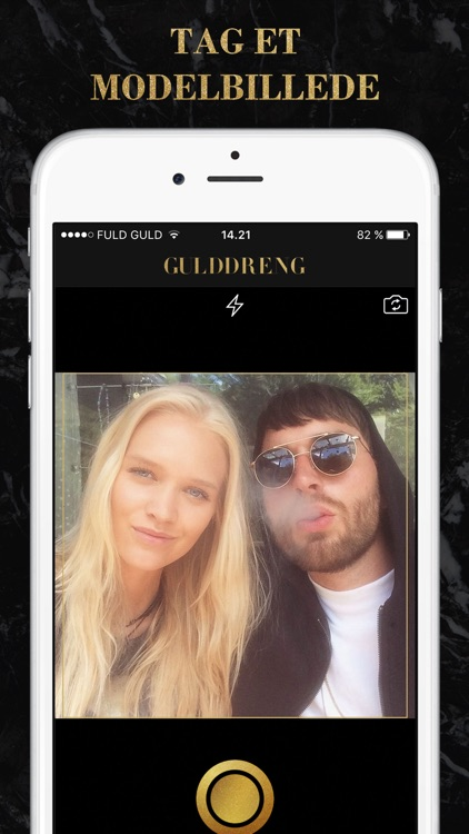 Gulddreng – Officiel App