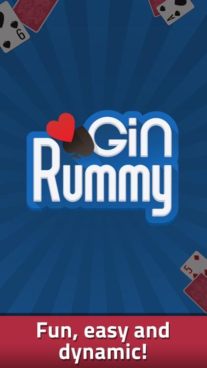 Gin Rummy - Classic Card Game screenshot-4