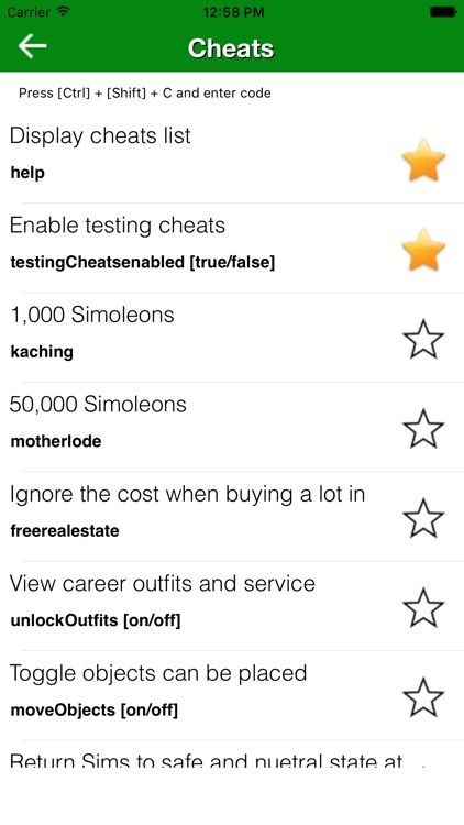 Cheats for The Sims 3 PC