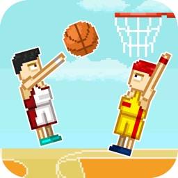 Funny Bouncy Basketball - Fun 2 Player Physics