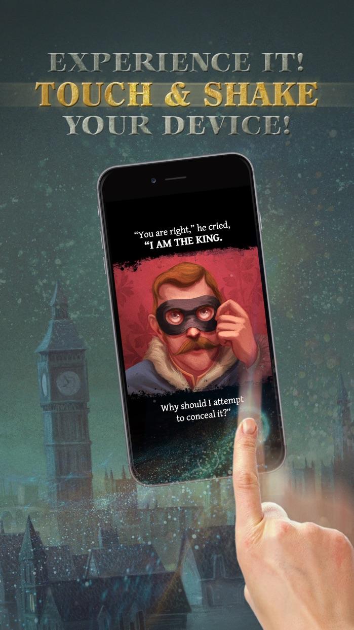 iDoyle: Sherlock Holmes Screenshot