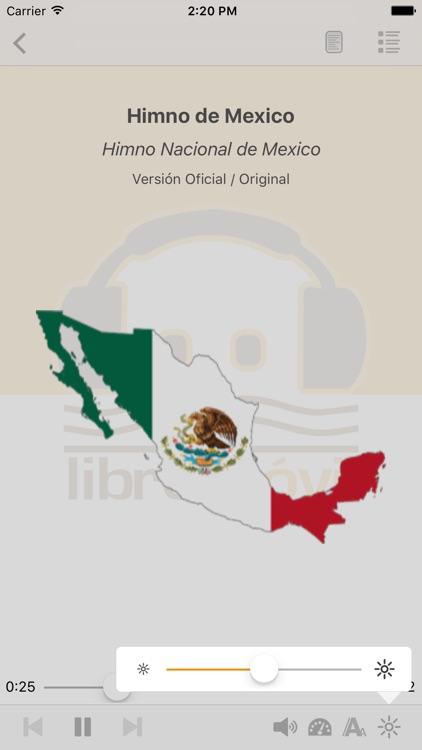 Himno Nacional Mexicano en Audio y Texto