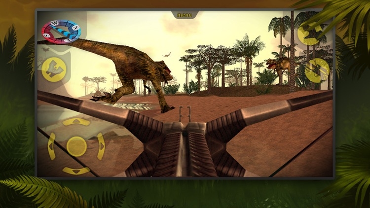 Carnivores: Dinosaur Hunter Pro screenshot-2