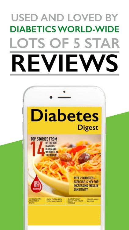AAA+ Diabetes Digest - Diabetic Living Magazine