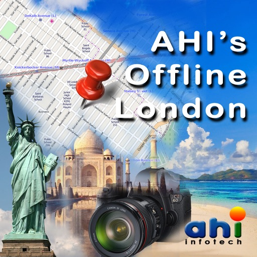 AHI's Offline London