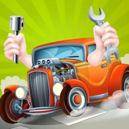 Car Factory Mechanic Simulator & Repair Shop