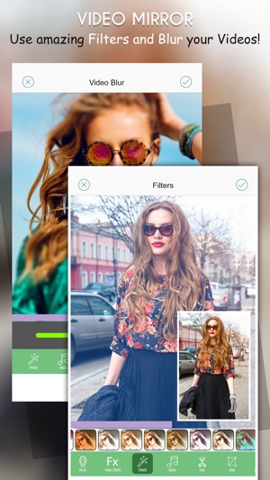 Video Mirror Editor - Video Flipper and Merger on the App Store