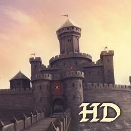 Ícone do app Avadon: The Black Fortress HD