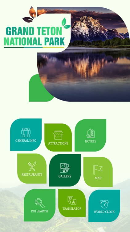 Grand Teton National Park Travel Guide screenshot-1