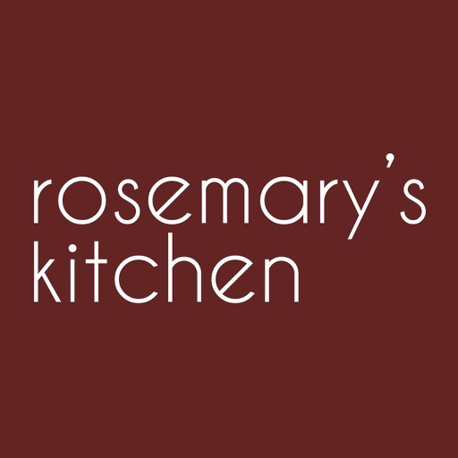 Rosemary's Kitchen