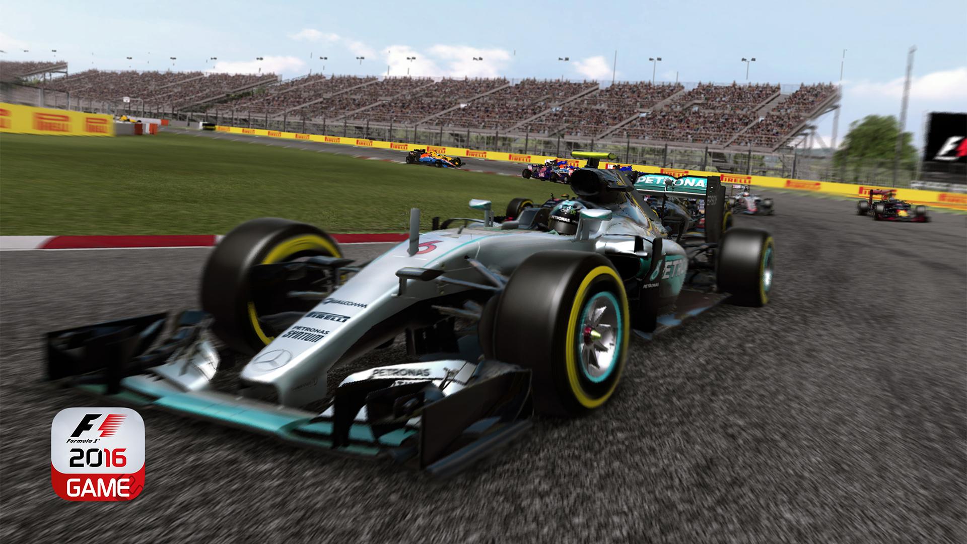 F1 2016 screenshot 13