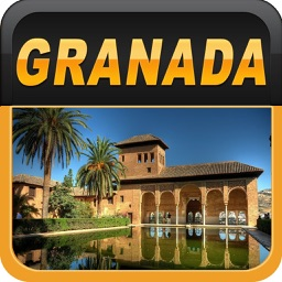 Granada Offline Map Travel Guide