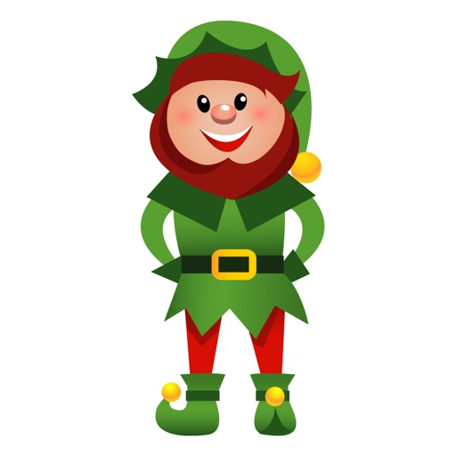 Elf - Christmas Stickers for iMessage