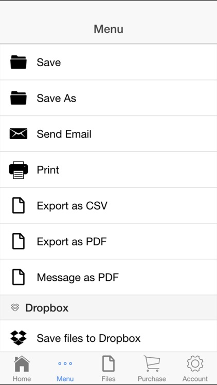 Shopping Lists App screenshot-4