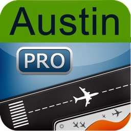 Austin Airport Pro (AUS) + Flight Tracker