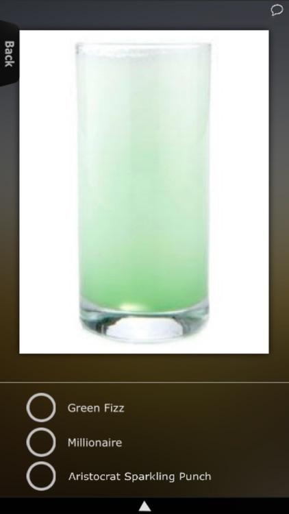 Cocktail Recipes List screenshot-4