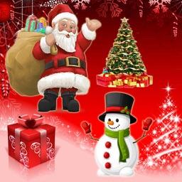 Emoji Christmas & Holiday 3D Emojis
