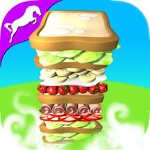 食品栈设备PRO - 汉堡和糖果家庭游戏
