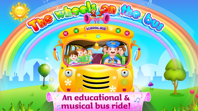 The Wheels On The Bus Musical Screenshot