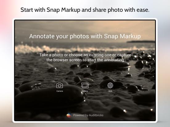 Screenshot #5 for Snap Markup - Annotation Tool