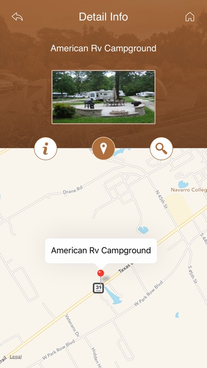 Texas Camping & RV Parks screenshot-3