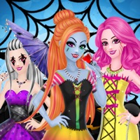 Codes for Monster Girl Dress up Party Makeover Salon Makeup Hack