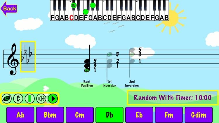 Master in a Minute (Lite) - Music note trainer. screenshot-3