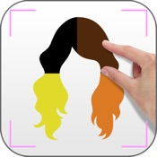 Brilliant Change Your Hair Color Improve Your Look Instantly On The App Store Short Hairstyles Gunalazisus