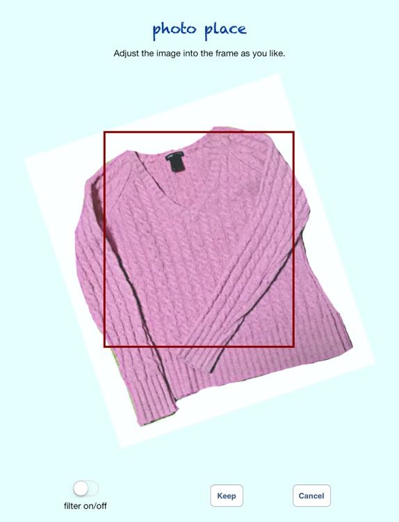 Clothing Plan screenshot-3