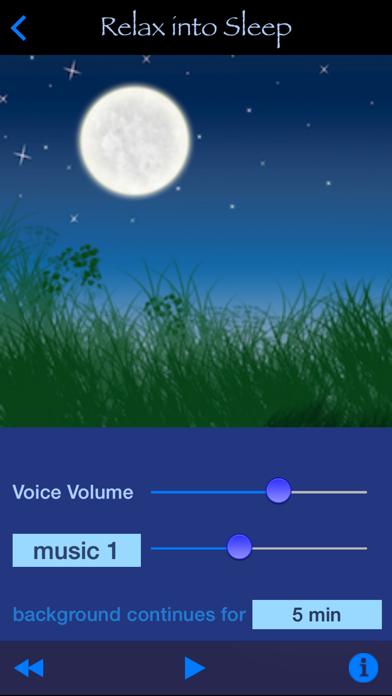 iSleep Easy - Meditations for Restful Sleepのおすすめ画像4