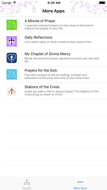 My Daily Prayers screenshot-3