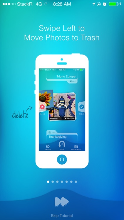 PicStackr - Organize, Manage & Share Camera Roll